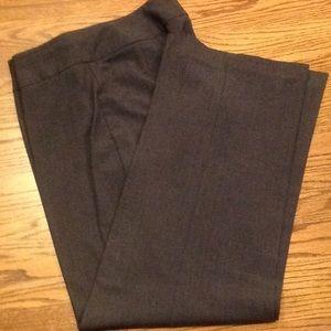 Chico's gray pants
